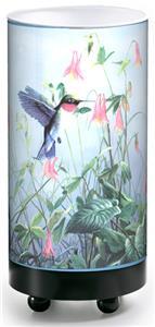 Illumalite Designs Hummingbirds Table Lamp