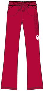 Emerson Street Oklahoma Sooners Womens Cozy Pants