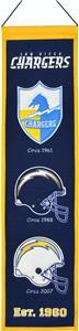 Winning Streak NFL San Diego Chargers Banner