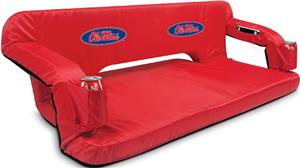 Picnic Time University of Mississippi Reflex Couch
