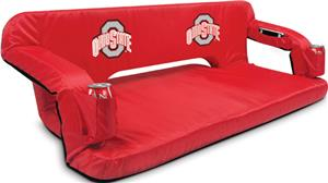 Picnic Time Ohio State Buckeyes Reflex Couch