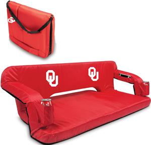 Picnic Time University of Oklahoma Reflex Couch