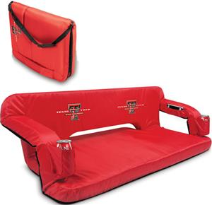 Picnic Time Texas Tech Red Raiders Reflex Couch
