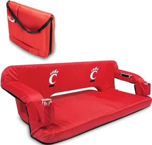 Picnic Time University of Cincinnati Reflex Couch