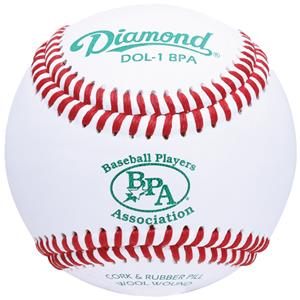 Diamond DOL-1 BPA Baseballs