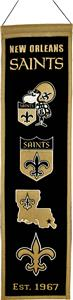 Winning Streak NFL New Orleans Saints Banner