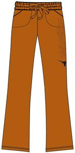 Emerson Street Texas Longhorns Womens Cozy Pants