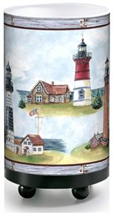 Illlumalite Designs Lighthouse Table Lamp