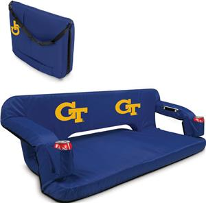 Picnic Time Georgia Tech Reflex Couch