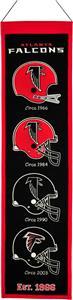 Winning Streak NFL Atlanta Falcons Heritage Banner