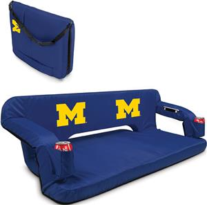 Picnic Time University of Michigan Reflex Couch