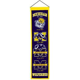 Winning Streak NCAA University of Michigan Banner