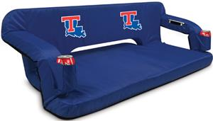 Picnic Time Louisiana Tech Bulldogs Reflex Couch