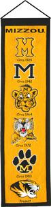 Winning Streak NCAA University of Missouri Banner