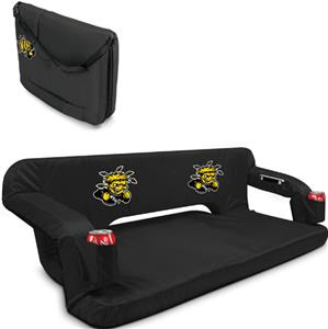 Picnic Time Wichita State University Reflex Couch