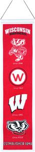 Winning Streak NCAA University of Wisconsin Banner