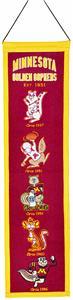 Winning Streak NCAA University of Minnesota Banner