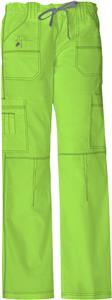 Dickies Womens Juniors Gen Flex Cargo Scrub Pants