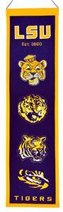 Winning Streak NCAA Louisiana State Univ. Banner