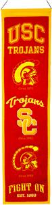 Winning Streak NCAA USC Heritage Banner