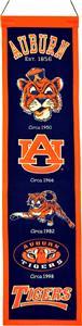 Winning Streak NCAA Auburn Univ Heritage Banner