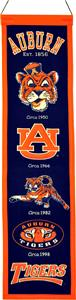 Winning Streak NCAA Auburn University Banner