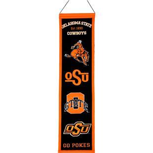 Winning Streak NCAA Oklahoma State Univ. Banner