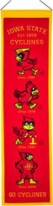 Winning Streak NCAA Iowa State University Banner
