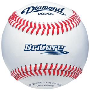 Diamond Official League DriCore Baseballs DOL-DC