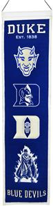 Winning Streak NCAA Duke University Banner
