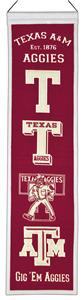 Winning Streak NCAA Texas A&M Heritage Banner