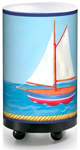 Illumalite Designs Sailboats Accent Lamp