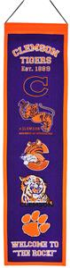 Winning Streak NCAA Clemson University Banner