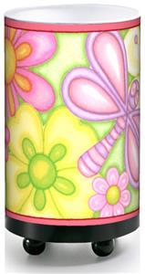Illumalite Designs Flowers Accent Lamp
