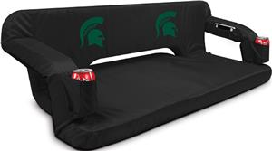Picnic Time Michigan State Spartans Reflex Couch