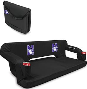 Picnic Time Northwestern University Reflex Couch