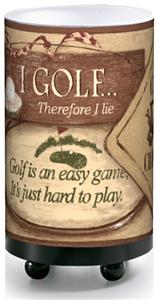 Illumalite Designs Golf Signs Accent Lamp
