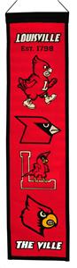 WinningStreak NCAA University of Louisville Banner