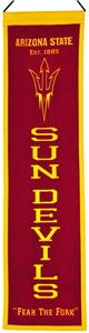WinningStreak NCAA Arizona State University Banner