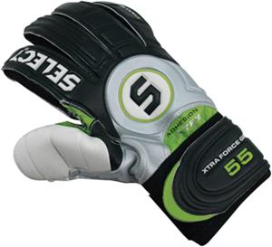 Select 55 High Grip Soccer Goalie Gloves