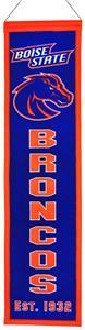 Winning Streak NCAA Boise State Heritage Banner