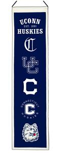 Winning Streak NCAA Univ. of Connecticut Banner