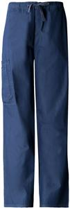 Dickies Unisex New Blue Drawstring Scrub Pants