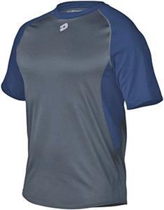 DeMarini Short Sleeve Performance Baseball Shirts