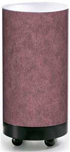 Illumalite Designs Burgundy Accent Lamp