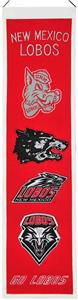 WinningStreak NCAA University of New Mexico Banner