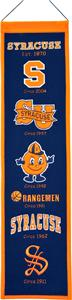Winning Streak NCAA Syracuse University Banner