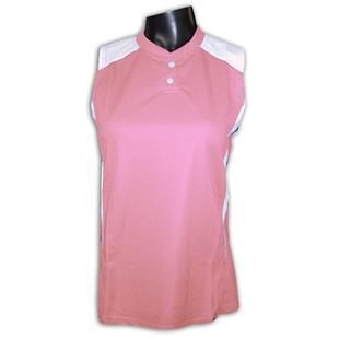 Womens/Girls Sleeveless Racerback Jerseys-Closeout