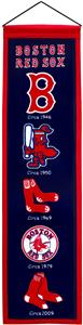 Winning Streak MLB Boston Red Sox Heritage Banner