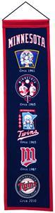 Winning Streak MLB Minnesota Twins Heritage Banner